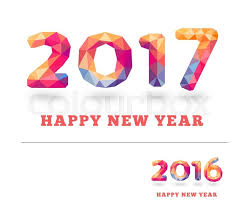 happy new year invitation happy new year 2017 and 2016 colorful greeting card made in