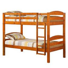 Bunk Beds Wood Solid Wood Bunk Beds For