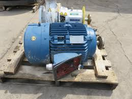 used general electric ac motors induction motors by peak machinery