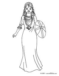 princess coloring pages hellokids
