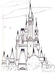 disney castle coloring pages adults coloring pages