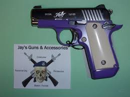 kimber micro 380 violet special edition for sale