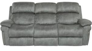 Power Recliner Sofas 1 099 99 Glendale Charcoal Gray Power Reclining Sofa