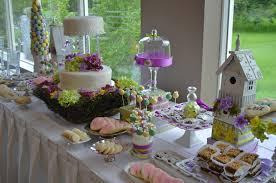 Bridal Shower Dessert Table Sweetdesigncompany Treats