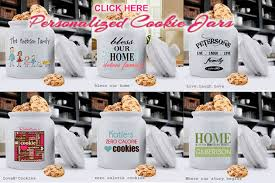 personalized cookie jars collectible cookie jars personalized gifts arttowngifts