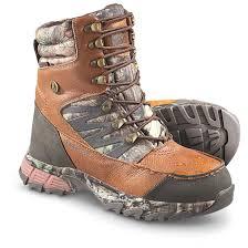 s bushnell xlander 1 000 gram thinsulate ultra boots