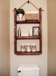diy bathroom design hide unsightly toilet items with this diy side vanity storage unit