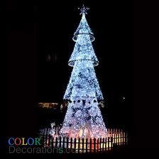 cd tr106 pvc outdoor trees decorations pvc wedding