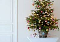 cool small decorated christmas trees christmas decorations