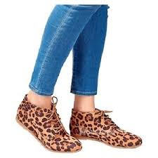 target womens boots shoes womens dv for target dolce vita gigi leopard chukka boots shoes
