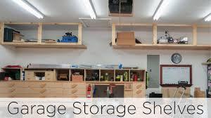 cool design garage storage shelves diy impressive de clutter peaceful inspiration ideas garage storage shelves diy contemporary design wasted space 202 youtube