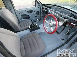 ford ranger interior construction zone 2000 ford ranger mini truckin u0027 magazine