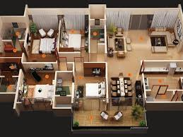 Best 3 Bedroom House Designs by Bed 3d Three Bedroom House Plans Beautiful 3 Bedroom Home Design