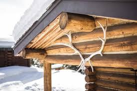 Dexter Rocking Chair Cabins At Big Sky Montana Lone Mountain Ranchlone Mountain Ranch