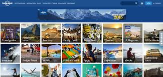 lonely planet compare travel websites and see reviews minube net