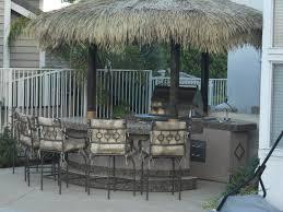 Backyard Grill Roscoe by Two Piece Bbq Island With Grill Doors Drawers Mini Fridge Bar