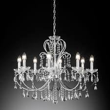 Modern Crystal Chandeliers For Dining Room by Crystal Chandelier To Adorn Your Home Interior Stanleydaily Com