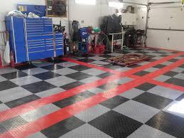 garage resin garage floor coating tile in garage industrial