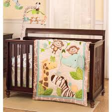 Jungle Nursery Bedding Sets S Jungle Play 4 Crib Bedding Set Bed Sets Crib