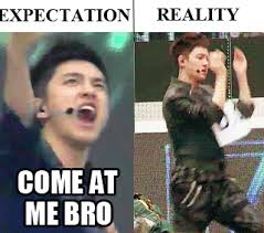 Exo Memes - exo memes exo 엑소 amino