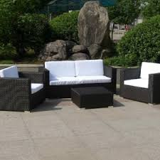 Desig For Black Wicker Patio Furniture Ideas Design Wicker Patio Furniture Ideas Features White Wooden Floor