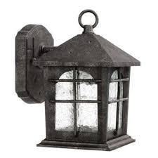 solar outdoor house lights hton bay solar tiffany lantern outdoor garden landscape light