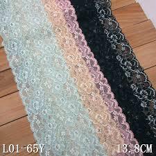 lace ribbon wholesale 14cm lace ribbon wholesale clolor 5 5 lace elastic trim buy