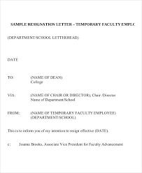 temporary resignation letter basketball coach resignation letter