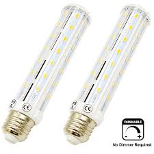 Fluorescent Floor Lamp Reading by 15w Led 3 Way Corn Bulb Dimmable T10 Tubular Led Light 100 50 25w