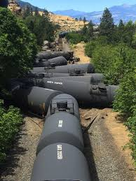 Mosier Oregon Map by Oil Train Derails Catches Fire In Columbia River Gorge The