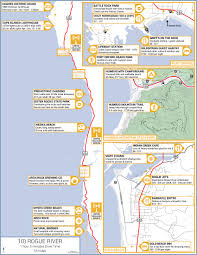 Highway Map Of Oregon by The Southern Oregon Coastline Offers Some Of The Best Hiking And