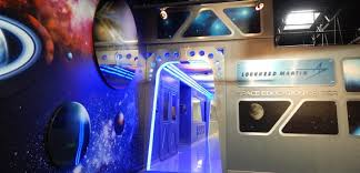 Lockheed Martin Service Desk Lockheed Martin Space Education Center Space Foundation