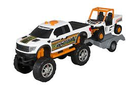 Ford Raptor Truck Pull - amazon com toy state road rippers light and sound trucks and