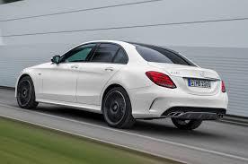 Modified A Class Mercedes 2016 Mercedes Benz C450 Amg 4matic Debuts In Detroit