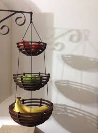 wall fruit basket stylish design wall hanging fruit basket with our new obsession