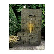 Outdoor Ideas Small Outdoor Wall Fountains U2013 Outdoor Decorations