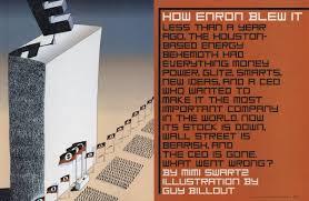 how enron blew it