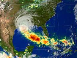 Hurricane Map Nasa Hurricane Season 2005 Rita