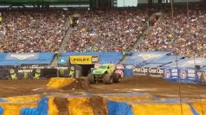 monster jam jester metlife jersey 2017