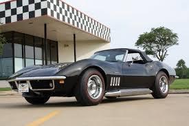 corvette stingray speed 1969 chevrolet corvette stingray l46 convertible with 350 v8 350