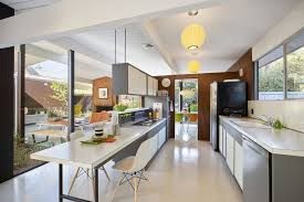 house tour mint condition eichler house eichler house galley