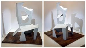chaises cann es et ici la chaise cannes 1961 tôle découpée pliée et p flickr