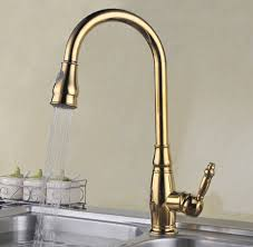gold kitchen faucets free shipping copper water filter swivel robinet para torneira