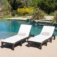 Wayfair Patio Furniture Furniture Modern White Wayfair Lounge Chairs With Pavers And Lake