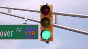 do traffic lights have sensors a city in germany is using traffic lights to reduce pollution