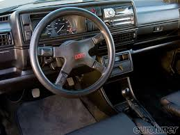 white volkswagen gti interior 1987 volkswagen gti 1990 jetta gli eurotuner magazine
