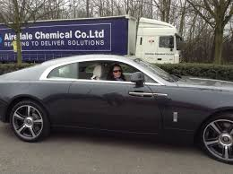 murdered rolls royce wraith a glimpse at the lifestyle of the super rich malvern gazette