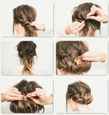 Schnelle Hochsteckfrisuren D Ne Haare by Best Schnelle Frisuren Für Mittellanges Haar 2017 Mode Frisuren