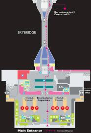 klia2 skybridge malaysia airport klia2 info