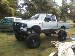 nissan pickup 4x4 lifted 1980 datsun 720 pictures 1980 datsun 720 picture cargurus sittin